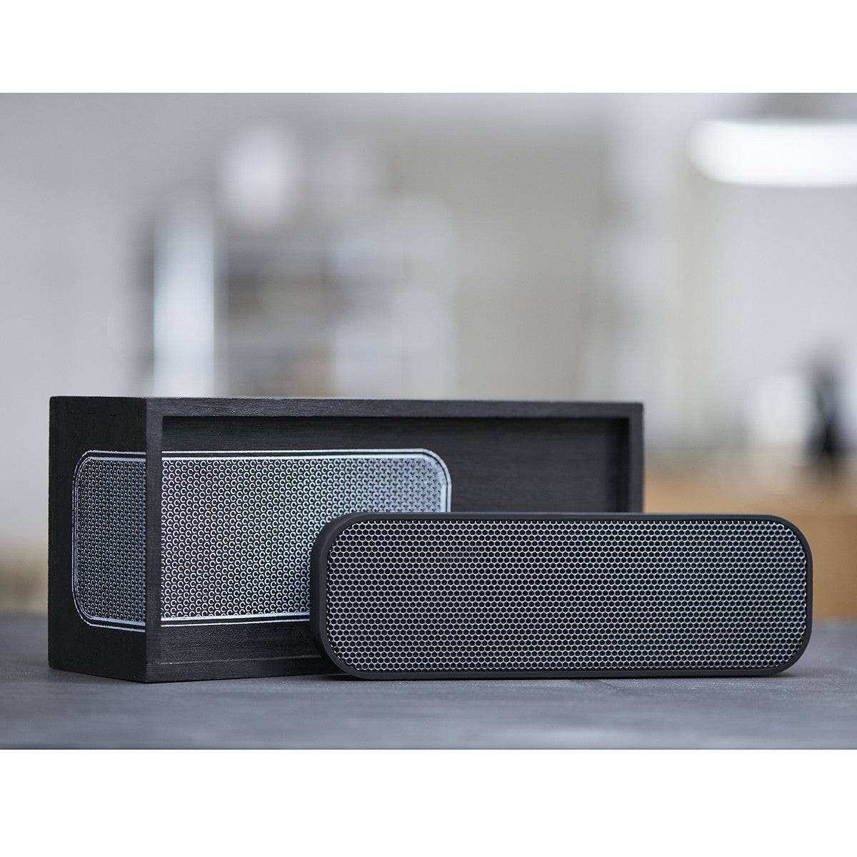 Agroove  Black Edition Wireless Speaker