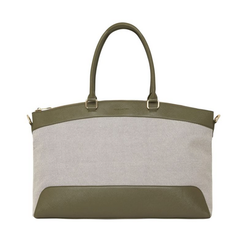 Bronte Overnight Bag - Khaki