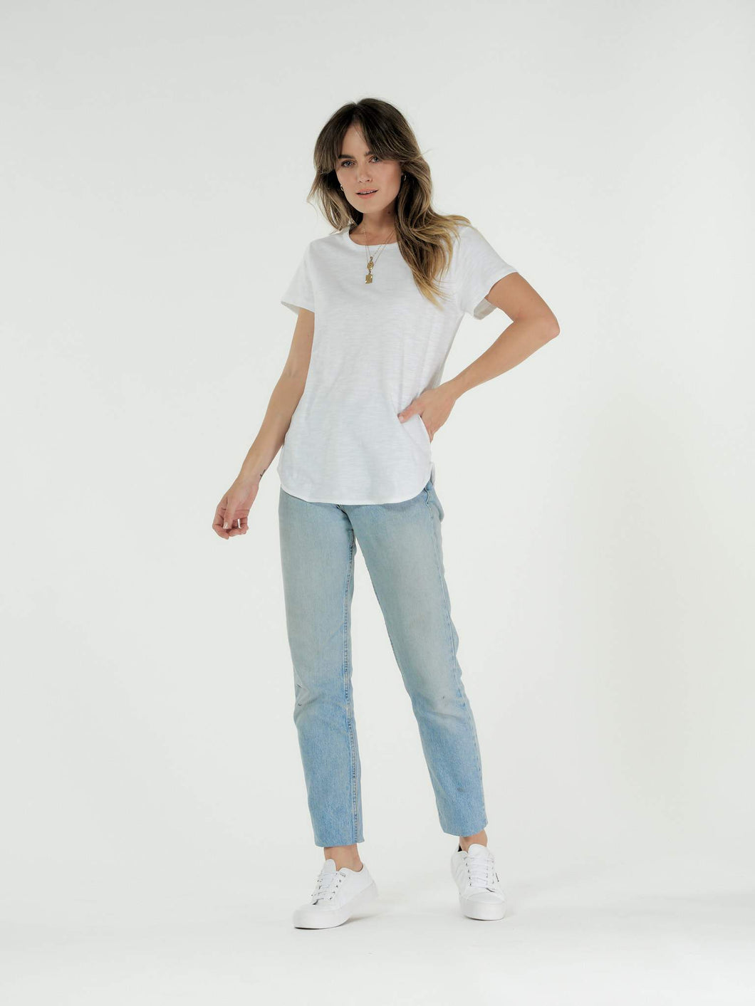 Charlotte Tee (Various Colours)