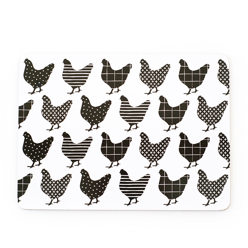 Charming Chooks Placemats