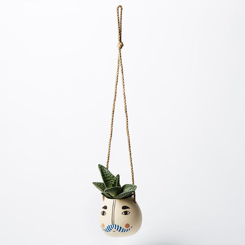 Dapper Mini Hanging Vase