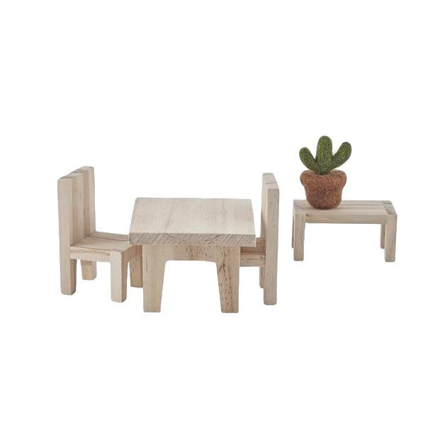 Holdie House Dining Set