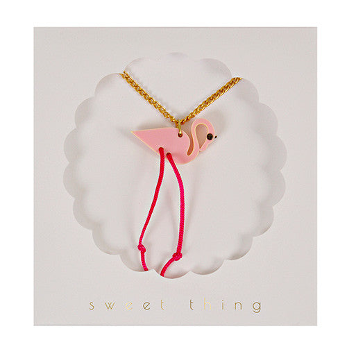 Flamingo Necklace