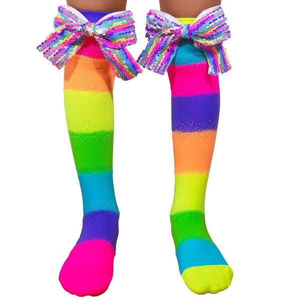 Bows to Toes Socks