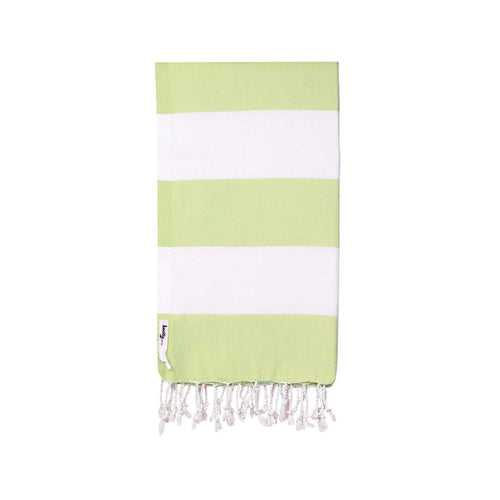 Capri Turkish Towel - Kiwi