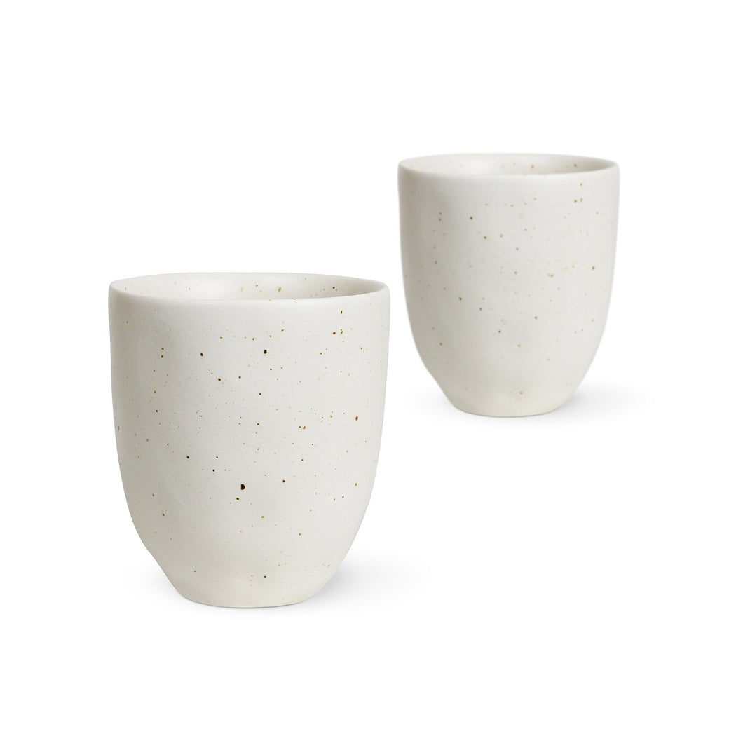 Earth Latte Cups - Set of Two