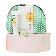 Beauty Bag 3 Piece Gift Set - Palm Springs