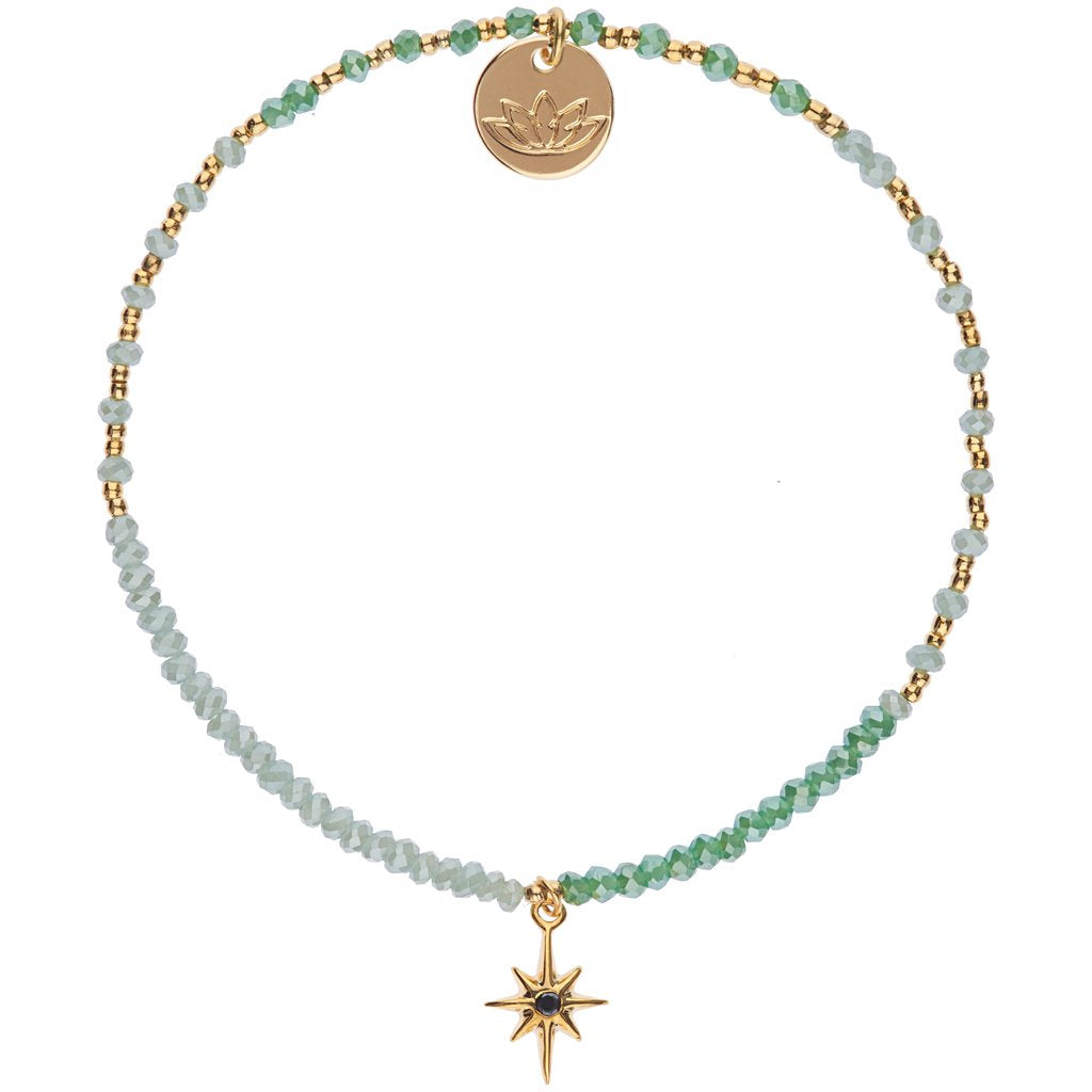 Sally Bracelet- Mint