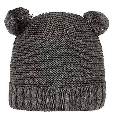 Organic Shibuya Charcoal Beanie (Various Colours)