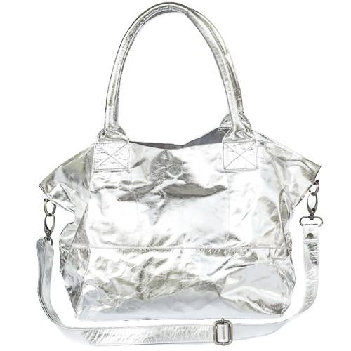 Paris Handbag Silver