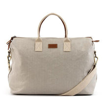 Large Weekend Bag - Grey