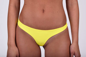 MOTU SWIM - FLORES Bottoms - Lemon