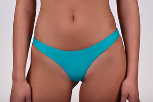 MOTU SWIM - FLORES Bottoms - Turquoise