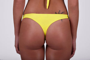 MOTU SWIM - ISLA Bottoms - Lemon