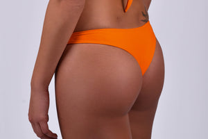 MOTU SWIM - ISLA Bottoms - Tangerine