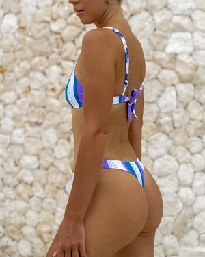MOTU SWIM - MANTA Bottoms - Lavender
