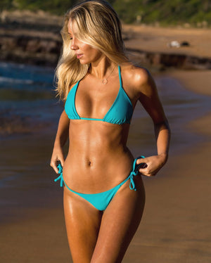 MOTU SWIM - NUSA Bottoms - Turquoise