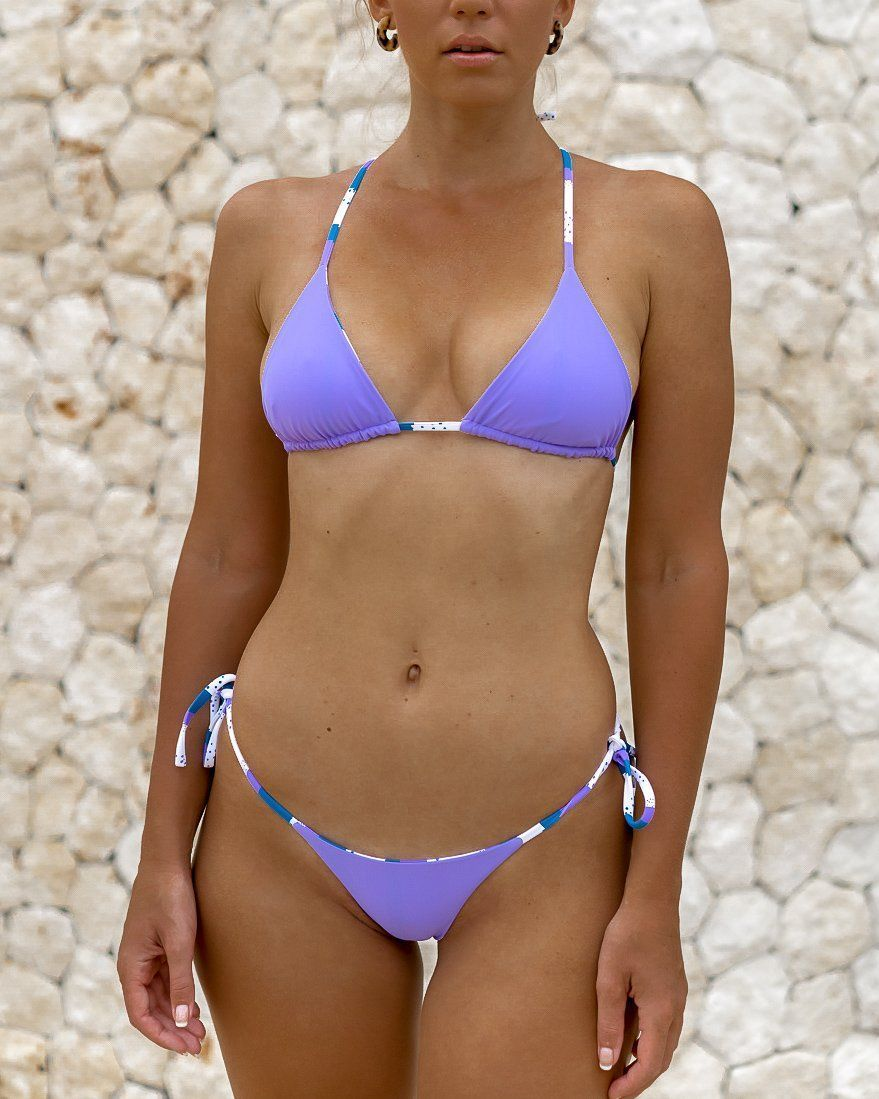 MOTU SWIM - NUSA Top - Lavender
