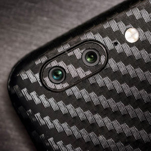 One Plus % carbon fibre skin