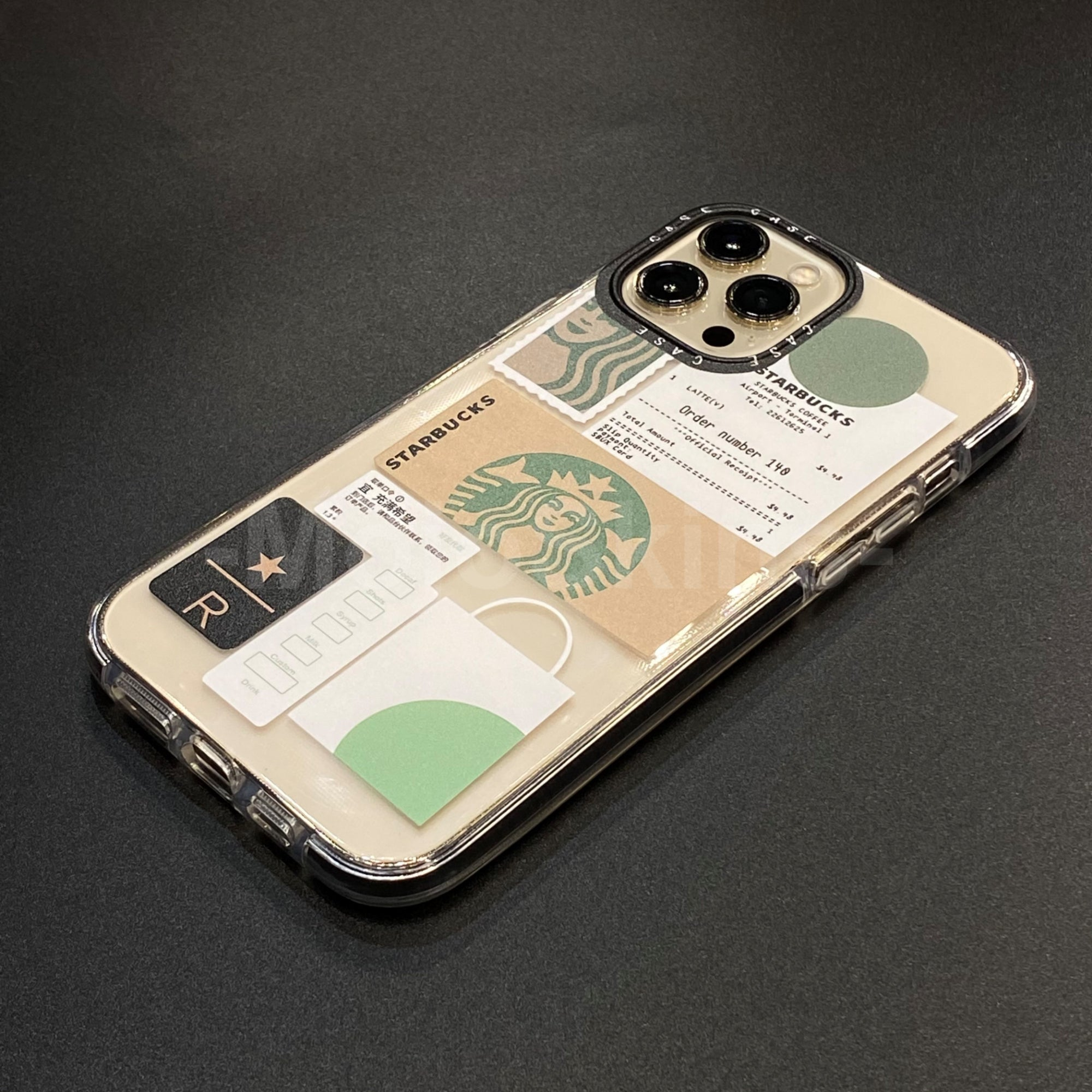 Iphone Starbucks Casing (Impact Protection)