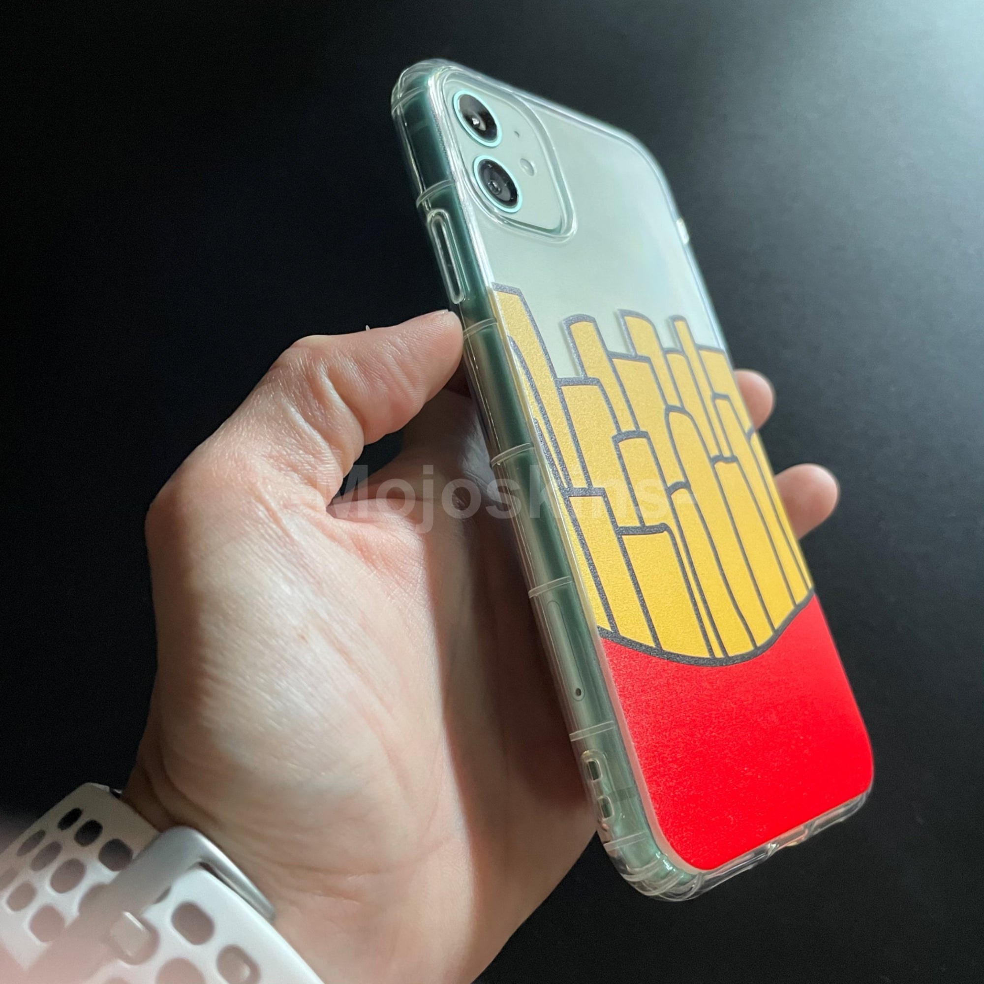 Fries McD Iphone Casing