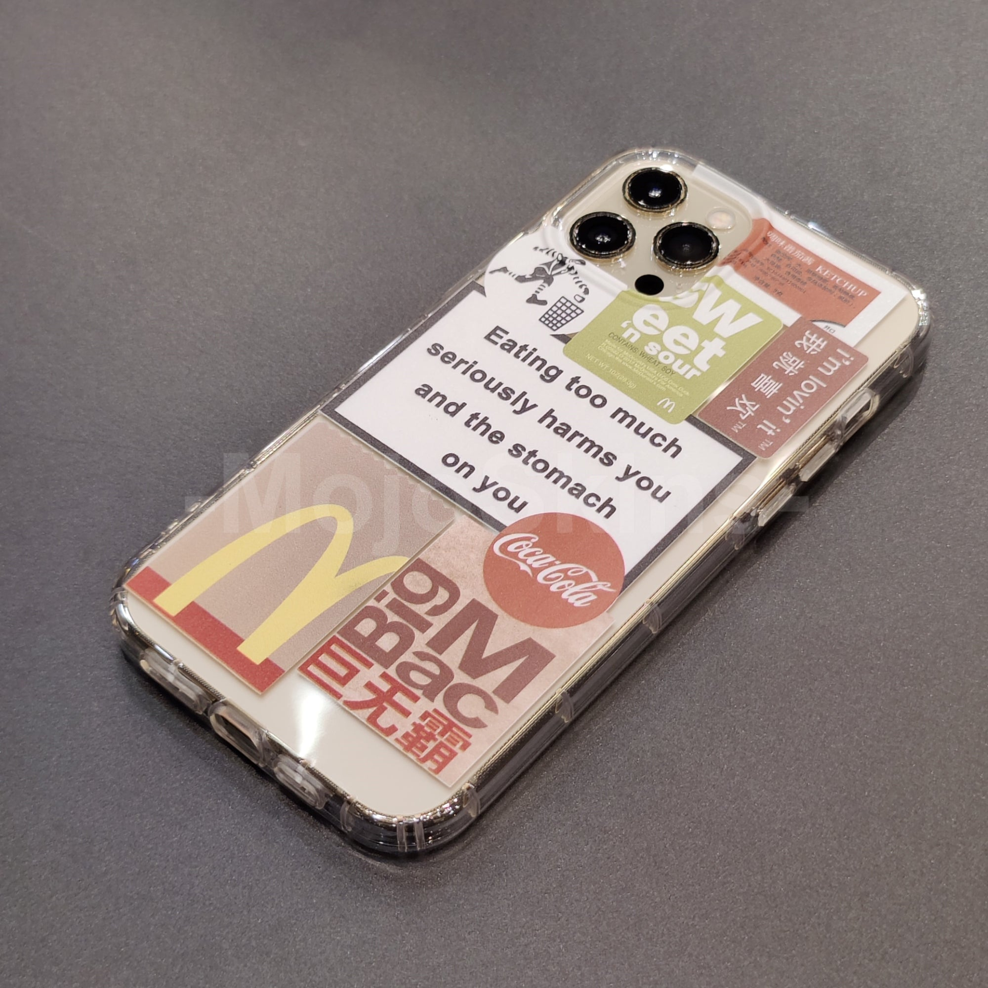 Big Mac Mcd Iphone Casing