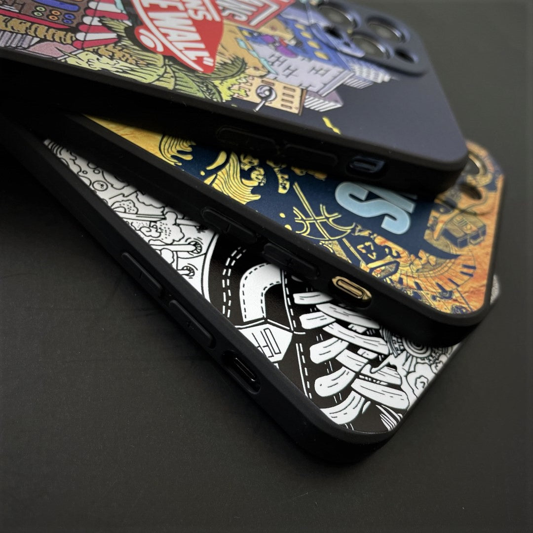 Iphone VANS Textured Casing
