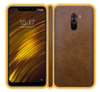 Pocophone F1  - Leather Skins / Wraps