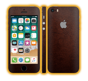 iPhone SE - Leather Skins / Wraps