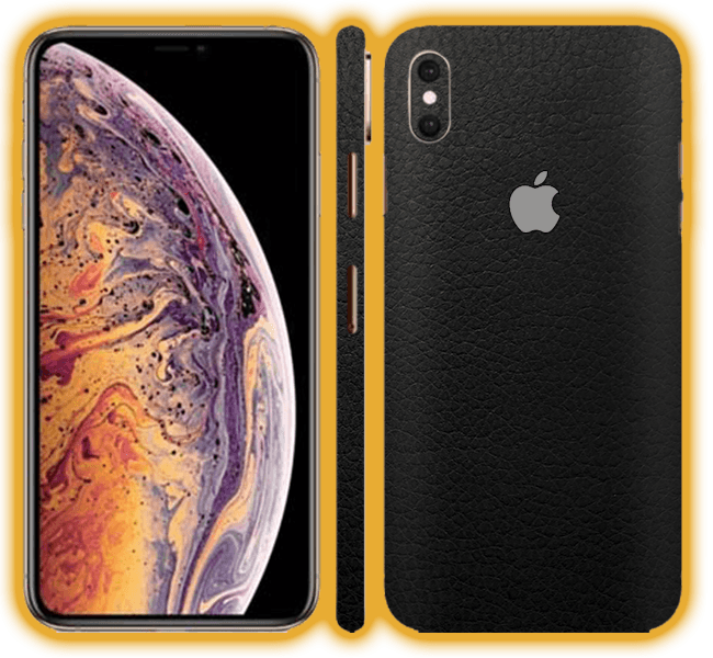 iPhone XS MAX  - Leather Skins / Wraps