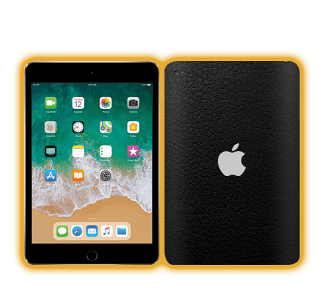 Ipad Mini 4 - Leather Skins / Wraps