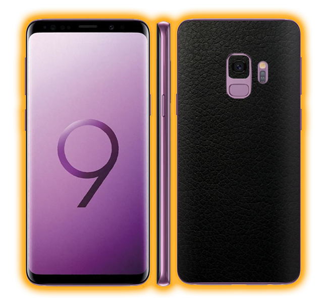 Galaxy S9 - Leather Skins / Wraps