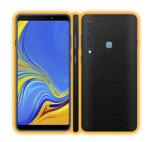 Galaxy A9 2018 - Leather Skins / Wraps