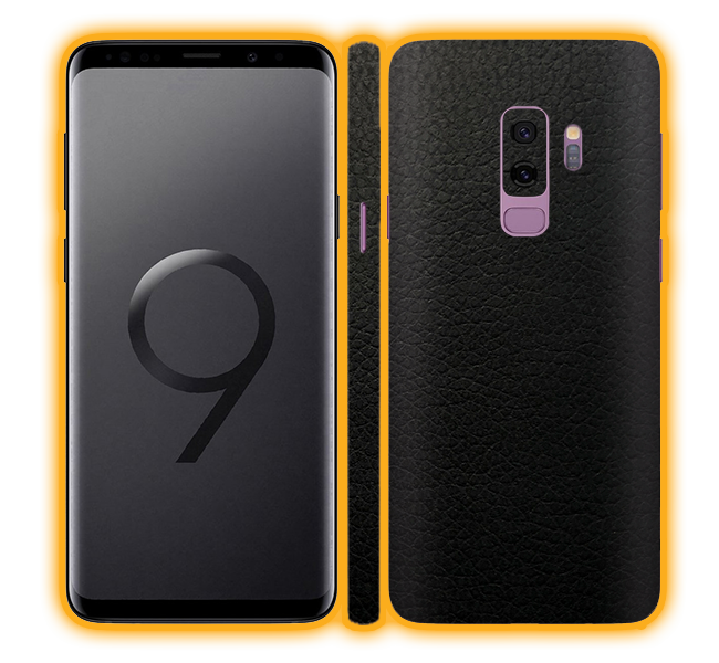 Galaxy S9 Plus - Leather Skins / Wraps