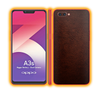 Oppo A3s - Leather Skins / Wraps