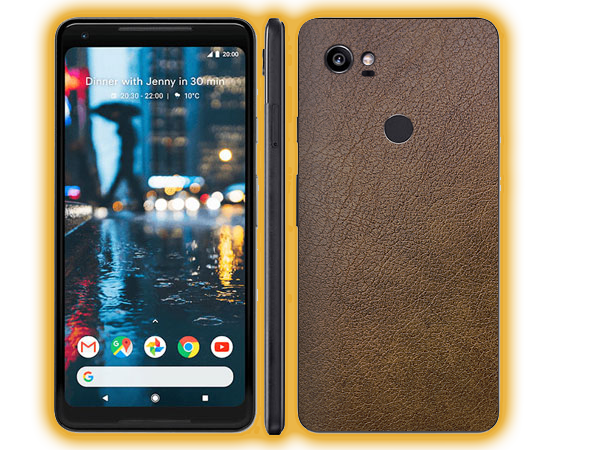 Pixel 2 XL - Leather Skins / Wraps