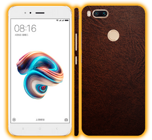 Mi A1 - Leather Skins / Wraps