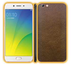 Oppo A59 - Leather Skins / Wraps