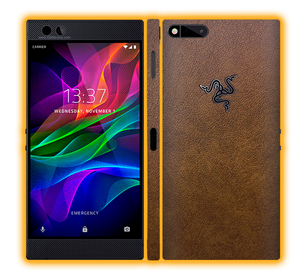 Razer Phone  - Leather Skins / Wraps
