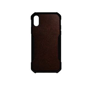 iPhone XS - Leather Skase