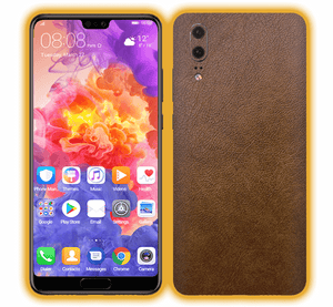 Huawei P20 - Leather Skins / Wraps