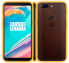 OnePlus 5T - Leather Skins / Wraps