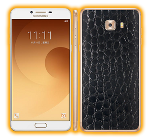 Galaxy C9 Pro - Leather Skins / Wraps