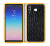 Galaxy A8 Star - Leather Skins / Wraps