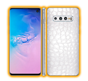 Samsung Galaxy S10 - Leather Skins / Wraps