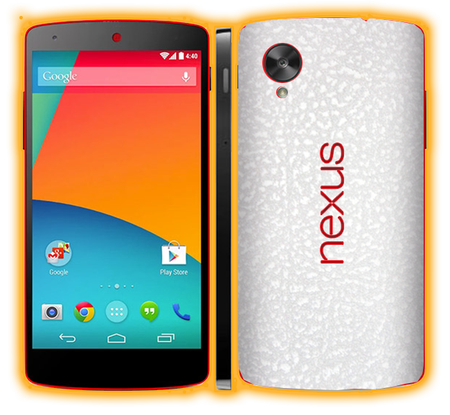 Nexus 5 - Leather Skins / Wraps