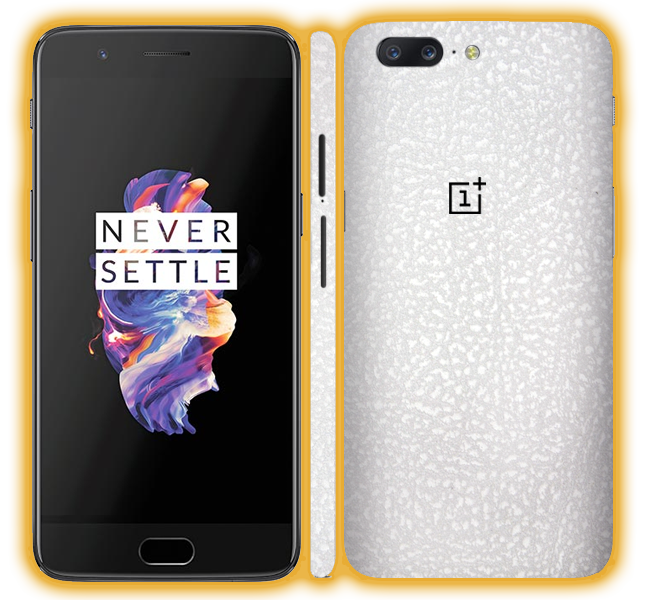 OnePlus 5 - Leather Skins / Wraps