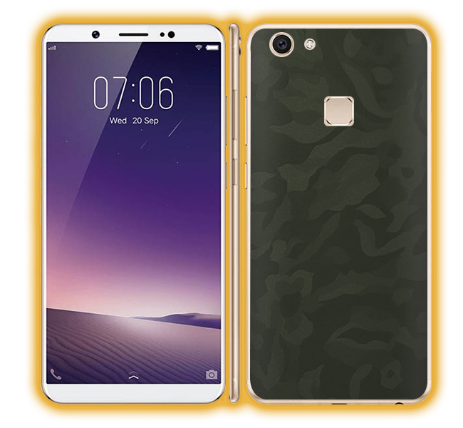 Vivo V7 Plus - Camouflage Skins / Wraps