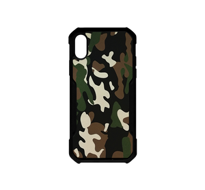 iPhone XS - Camouflage Skase