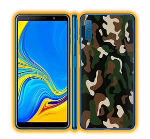 Galaxy A7 (2018) - Camouflage Skins / Wraps
